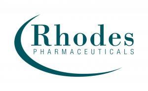 Rhodes Pharmaceuticals L.P. Logo (PRNewsFoto/Rhodes Pharmaceuticals L.P.)